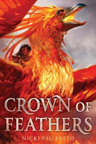 Book Cover Crown of Feathers