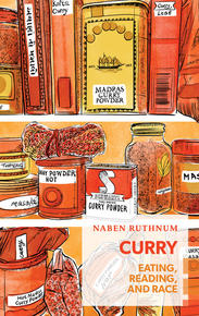Book Cover Curry