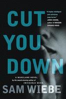 Book Cover Cut You Down