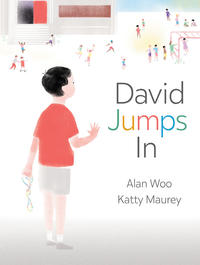 Book Cover David Jumps In