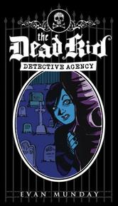 Book Cover Dead Kid Detective Agency