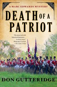 Book Cover Death of a Patriot