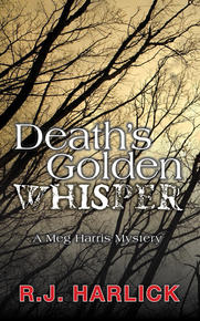 Book Cover DEath's Golden Whisper