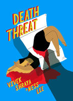 Book Cover Death Threat