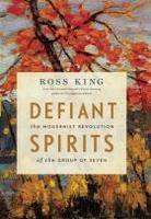 Book Cover Defiant SPirits