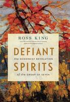Book Cover Defiant Spirits