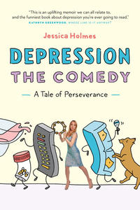 Book Cover Depression the Comedy