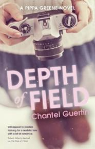 Book Cover depth of field