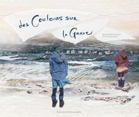 Book Cover Des couleurs sur la Grave, Marie-Andrée Arsenault