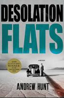 Book Cover Desolation Flats