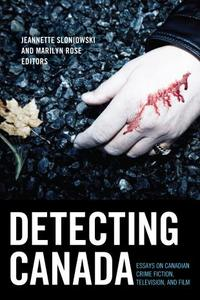 Book Cover Detecting Canada