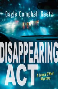 Book Cover Disappearing Act