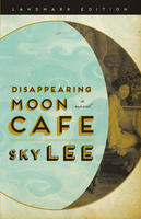 Book Cover Disappearing Moon Cafe