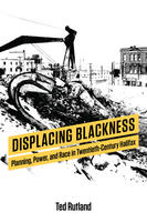 Book Cover Displacing Blackness