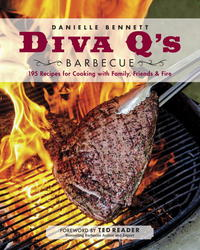 Book Cover Diva Q's BBQ