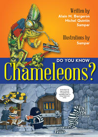 Book Cover Do You Know Chameleons