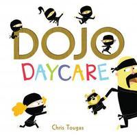 Book Cover Dojo Daycare