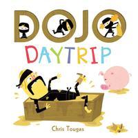 Book Cover Dojo Daytrip