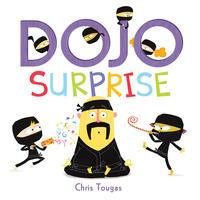 Book Cover Dojo Surprise