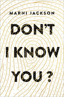 Book Cover Don't I Know You