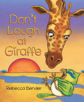 Book Cover Don't Laugh at Giraffe