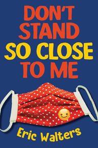 Book Cover Don't Stand So Close to Me