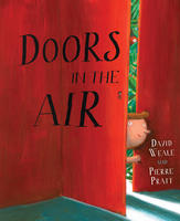Book Cover Doors in the Air