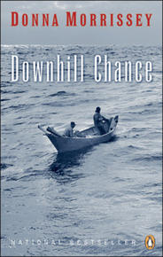 Book Cover Downhill Chance