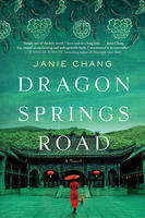 Book Cover Dragon Springs Road