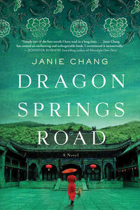 Book Cover Dragon Spring Road