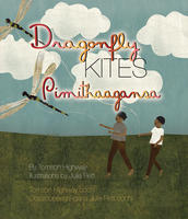 Book Cover Dragonfly Kites