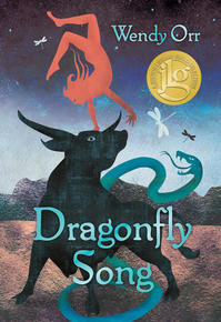 Book Cover Dragonfly Song