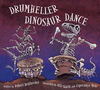Book Cover Drumheller Dinosaur Dance