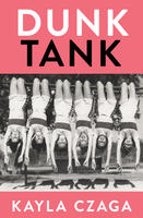 Book Cover Dunk Tank