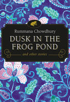 Book Cover Dusk in the Frog Pond