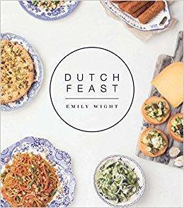 Book Cover Dutch Feast
