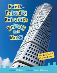 Book Cover Earth-Friendly Buildings