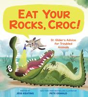 Book Cover Eat Your Rocks