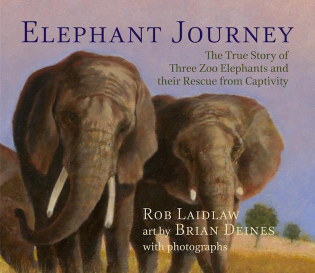 Book Cover Elephant Journey