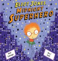 Book Cover Eliot Jones Midnight Superhero