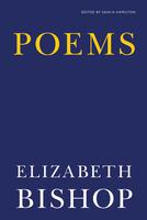 Book Cover Elizabeth Bishop Poems