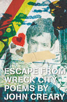 Book Cover Escape from Wreck City
