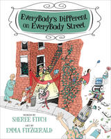 Book Cover Everybody's Different on Everybody STreet