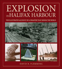 Book Cover Explosion in Halifax
