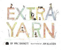 Book Cover Extra Yarn