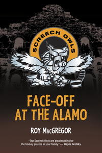 Book Cover Face-Off At the Alamo