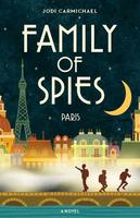 Book Cover Family of Spies