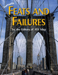 Book Cover Fantastic Feats and Failures