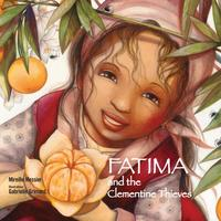 Book Cover Fatima and the Clementine Thieves