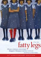 Book Cover Fatty Legs